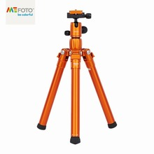 Brand New MeFOTO Roadtrip Air Tripod Professional Aluminum Camera Tripod for SLR DSLR Mobile Phone(China)