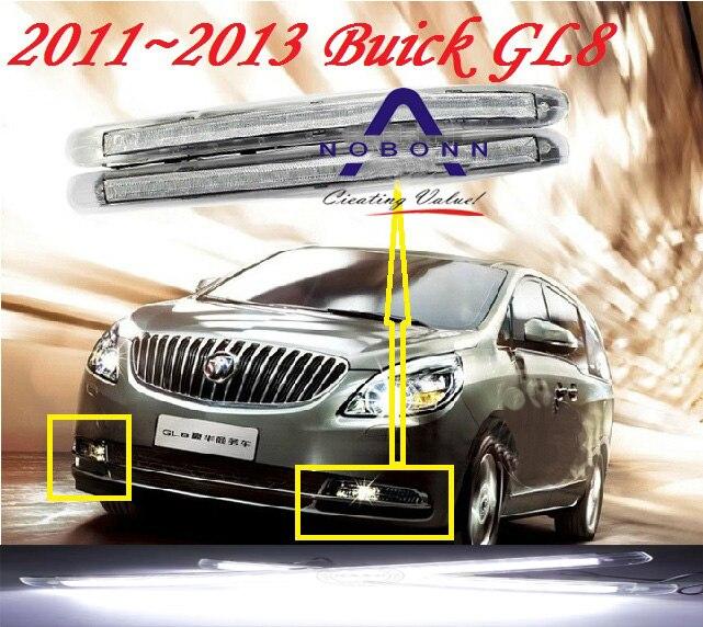 Car-styling,GL8 daytime light,2011~2015,chrome,LED,Free ship!2pcs,car-detector,GL8 fog light,car-covers,steering-wheel,GL 8<br><br>Aliexpress