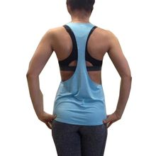 Buy Movement Women's Vest Professional Quick-Drying Fitness Tank Tops Active Workout Yo+ga Clothes T-shirt Treadmill fitness Vest for $5.59 in AliExpress store