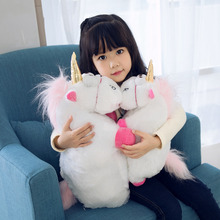 40cm&60cm extreme soft unicorn  plush toys doll gift for children minion