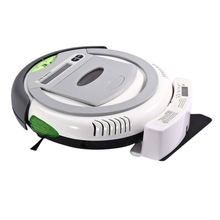 hot sale ! QQ2 series robotic vacuum cleaner , strong suction power , long using life(China)