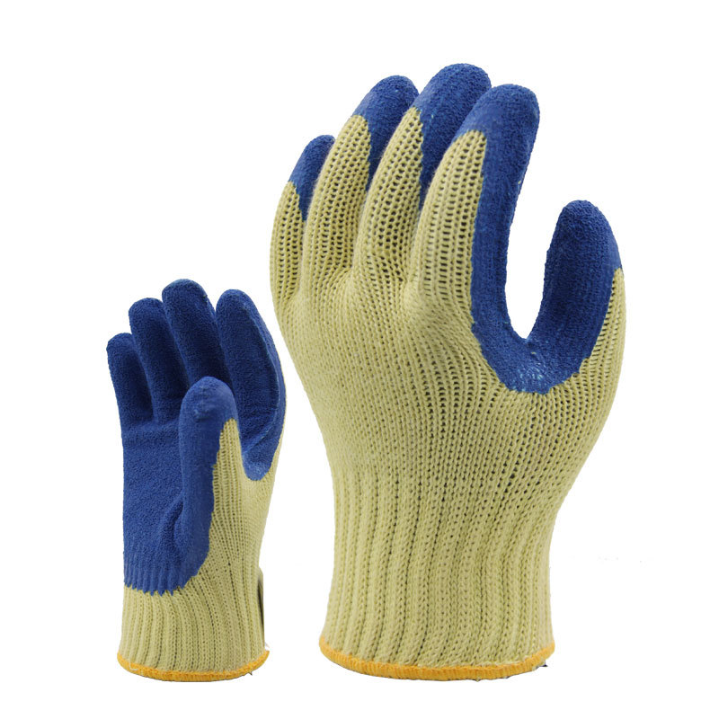 2017 hot guantes corte aramid densified mechanics gloves prevent slippery wear-resisting protection gloves4 level prevent cut<br><br>Aliexpress