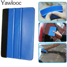Car Sticker Vinyl Wrap Film PP Plastic Vehicle Wrapping Tools Plastic PVC Plastic Squeegee Protector Install Squeegee Tool