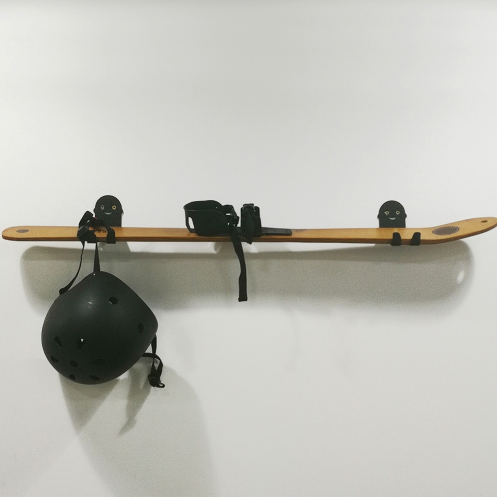 snow board rack