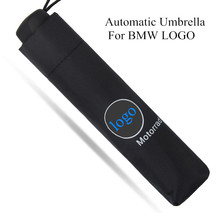 New Arrival Automatic Umbrella Big Umbrella Bussiness for BMW Emblem Accessories