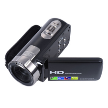 HDV-302P 3.0 Inch LCD Screen Full HD 1080P 24MP 16X Digital Zoom Anti-shake Digital Video DV Camera Camcorder