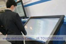 "DefiLabs 10 points 42"" Infrared Touch Screen frame, 16:9 format for multi touch table, advertising(China)"