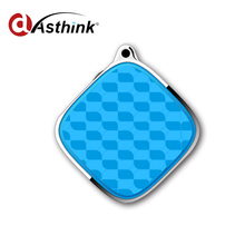 2017 New Mini Vehicle GSM GPRS Tracker SOS Alarm Personal GPS Tracker Realtime Locator For Car Olds Kids Children Pets Cats Dogs(China)