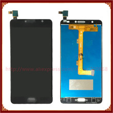 For Alcatel One Touch Pop 4S 5095 OT5095 5095B 5095I 5095K LCD Screen Display + Touch Screen Digitizer Assembly Free Shipping(China)