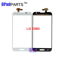 Black/white Touch Screen for LG Optimus G Pro E980 F240 E985 Digitizer Touch Screen Panel Parts