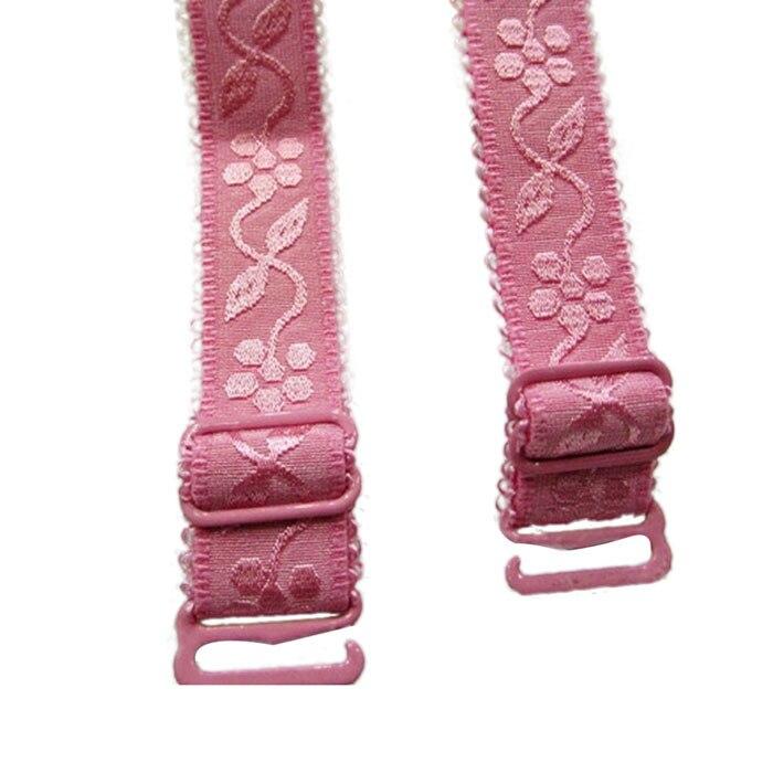 Elastic Brassiere Strap WOMAIL delicate 17 Fashion New Sexy Slim Ladies Underwear Straps Shoulder Floral Print Lingerie W30 @ 8