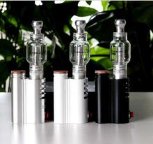 Buy LVSMOKE JURASSIC S1 Dry Herb Vaporizer Electronic Cigarette Kit Herbal Vaporizer Dry Wax Vape E Cigarette Hookah Vapor for $42.85 in AliExpress store