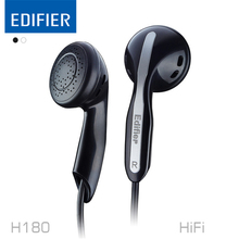 Original H180 Strong Base Earphones Mp3 Sports 3.5 mm Aux Output Super Bass Earbuds In-Ear Stereo Headset Computer Music