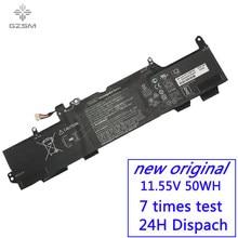 GZSM laptop battery SS03XL for HP SS03 933321-855 HSTNN-LB8G battery for laptop 730 735 740 745 830 840 846 ZBOOK14U G5 battery(China)