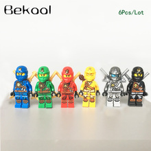 Ninjagoes Phanto Kai Jay Cole Zane Nya Lloyd Weapons Building Blocks doll block Kids toy BRAND NEW - Love toys Sales center store