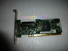 server Adapter lan card for 29320ALP 29320lp Ultra320 SCSI RAID Controller card compatible for pci-e card(China)