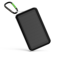 ALLPOWERS 15000mAh Power Bank Portable Solar External Phone Battery for iPhone iPad Samsung HTC LG Huawei Xiaomi etc.(China)