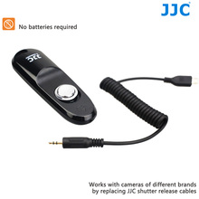 JJC Remote Shutter Cord Release Cord Replaced Cable Remote Control for Samsung SR2NX02 Compatible Camera NX1000/ NX1100 /NX20