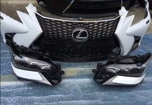 Update Rear Front Bumper Headlight Grill assembly For Lexus GS200 GS250 GS300(China)