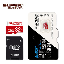 Brand Micro SD 32GB Card 8GB 16GB TF Card 4GB Carte SD SDHC/SDXC Cartao De Memoia High Speed 64GB Micro SD Card With Adapter(China)