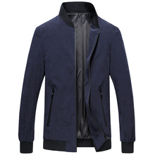 Jackets for Men Blue Spring Autumn Casual Jacket Windproof Business High Quality Fashion Jacket Mens Brand Coats Male Gent Life