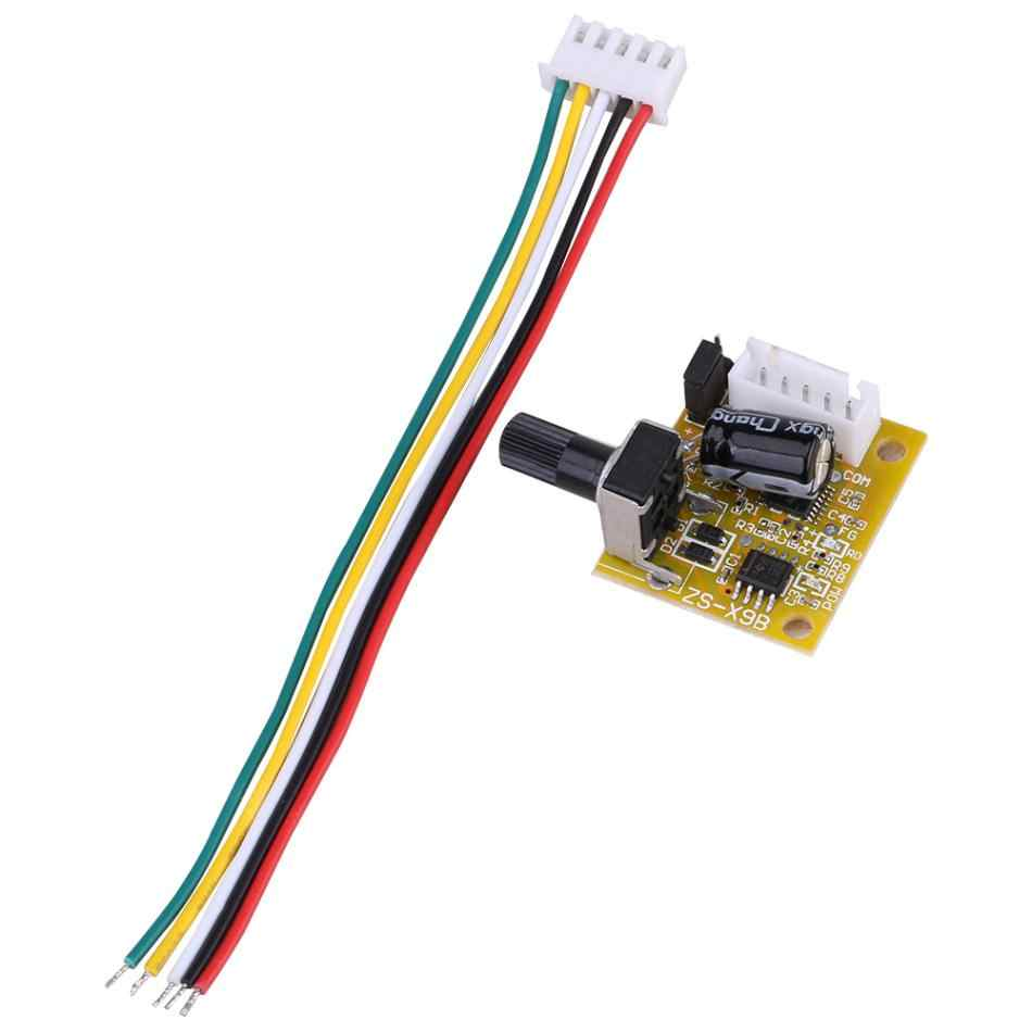 Detail Feedback Questions About Dc 5v 15v 15w Bldc 3 Phase Brushless Motor Controller Kit Control With Driver Sensorless Speed Electronic