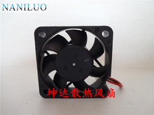 NANILUO Free Delivery. AFB0524HHB 5015 24 v 0.17 A dual ball inverter fan 5 cm large air volume