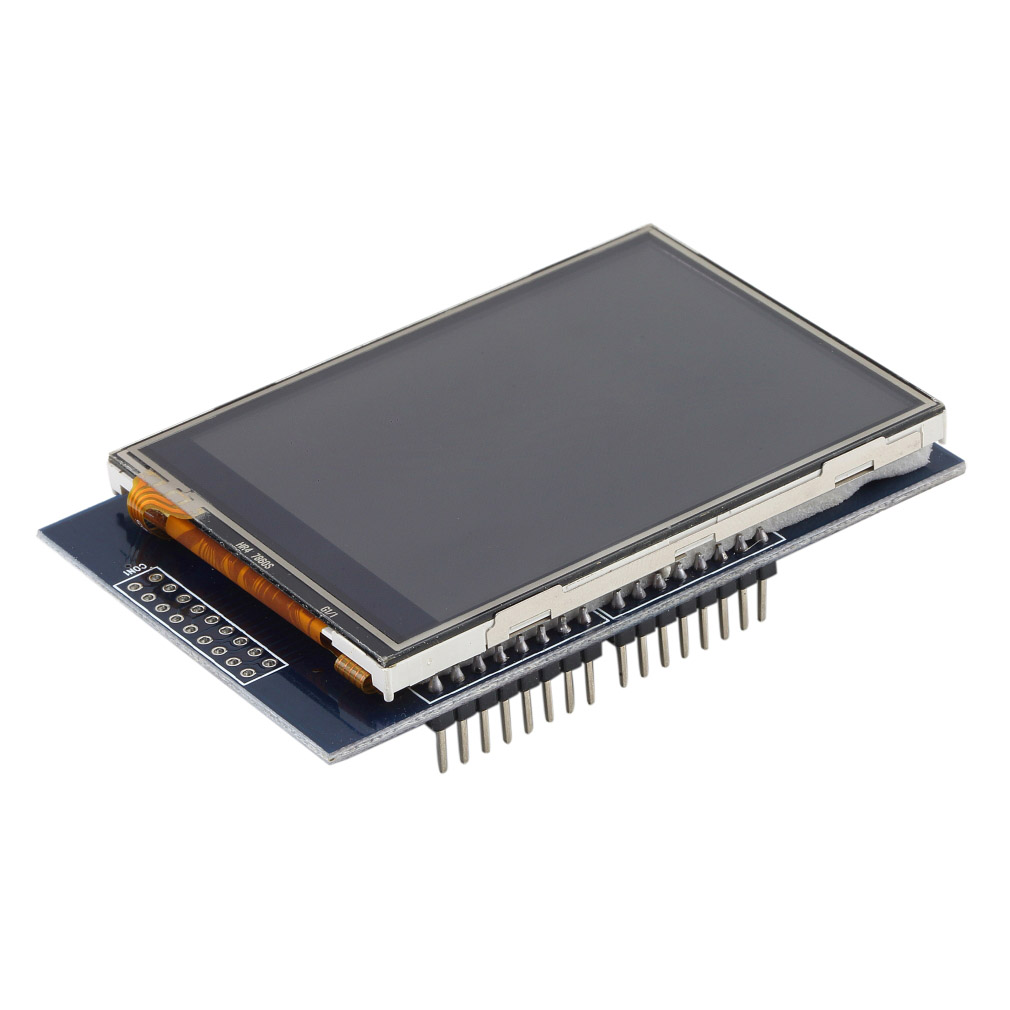 Wholesale 1pcs 2.8 Inch TFT LCD Display Touch Screen Module with SD Slot For Arduino UNO<br><br>Aliexpress