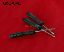 OCGAME 1.5mm cross Screwdriver Repair Tool For Cell Mobile Phones for ps4 psp psvita ndsi 3ds new 3dsxl/ll 10pcs/lot(China)