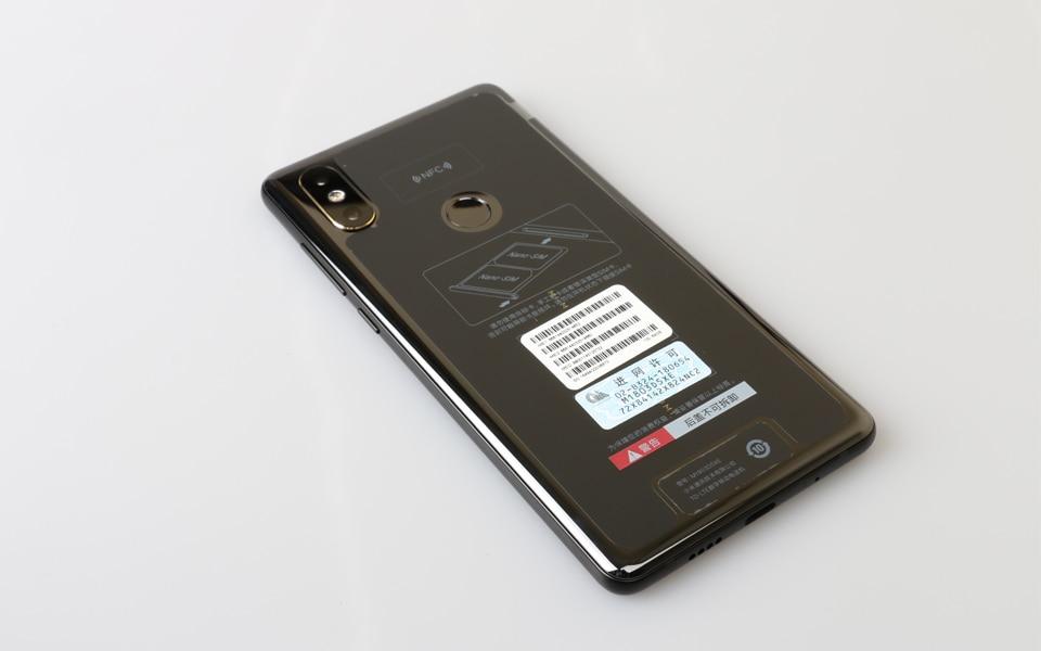 "Global Version Xiaomi Mi MIX 2S 6GB RAM 64GB ROM Mobile Phone Snapdragon 845 Octa Core 3400mAh 5.99"" Full Screen Display 12.0MP"