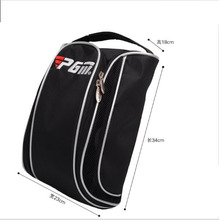 Pgm golf shoe bag breathable shoe bag large capacity portable general quality(China)