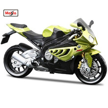 MAISTO 1:18 S1000RR MOTORCYCLE BIKE DIECAST MODEL TOY NEW IN BOX FREE SHIPPING