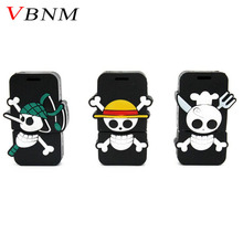 VBNM Cool luffy usb flash drive pen drive 4gb 8gb 16gb 32g pendrive new style cartoon ONE PIECE pendrive Usb2.0 memory stick(China)