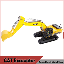 1:12 CAT RC model hydraulic Excavator RTR version(China)