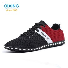 New Summer Running Shoes For Men Sneakers Jogging Chaussure Walking Trainers Lace-up Medium(b,m) Breathable Mesh Men Sport Shoe