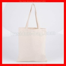 (200pcs/lot) size 35x40 eco friendly reusable  Blank tote canvas shopping bag wholesale