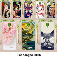 Buy TAOYUNXI Cases Doogee Homtom HT26 Soft Silicone HT26 Cover Phone Case Doogee Homtom HT26 for $1.28 in AliExpress store