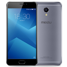 "Original Meizu M5 Note 4G LTE Cell Phone Helio P10 Octa Core 3GB RAM 16/32GB ROM 5.5"" FHD 2.5D Screen Fingerprint(China)"