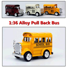 Best sale, special 1:36 alloy bus Full back model toy, Diecasts car toys, children gifts,Educational,free shipping