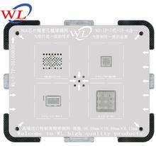 WL NAND Chip BGA Reball Tin plant Net Mesh Baseband Platform Tool Precise for iPhone 5 5s se 6 6s 7 7p Plus A7 A8 A9 A10 CPU