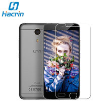 Hacrin Umi Plus Tempered Glass 100% New 9H 2.5D 5.5'' Temperli Cam Steel Screen Protector Film E Smart Phone - YongChuang Electronics (HK store Co .,Ltd)