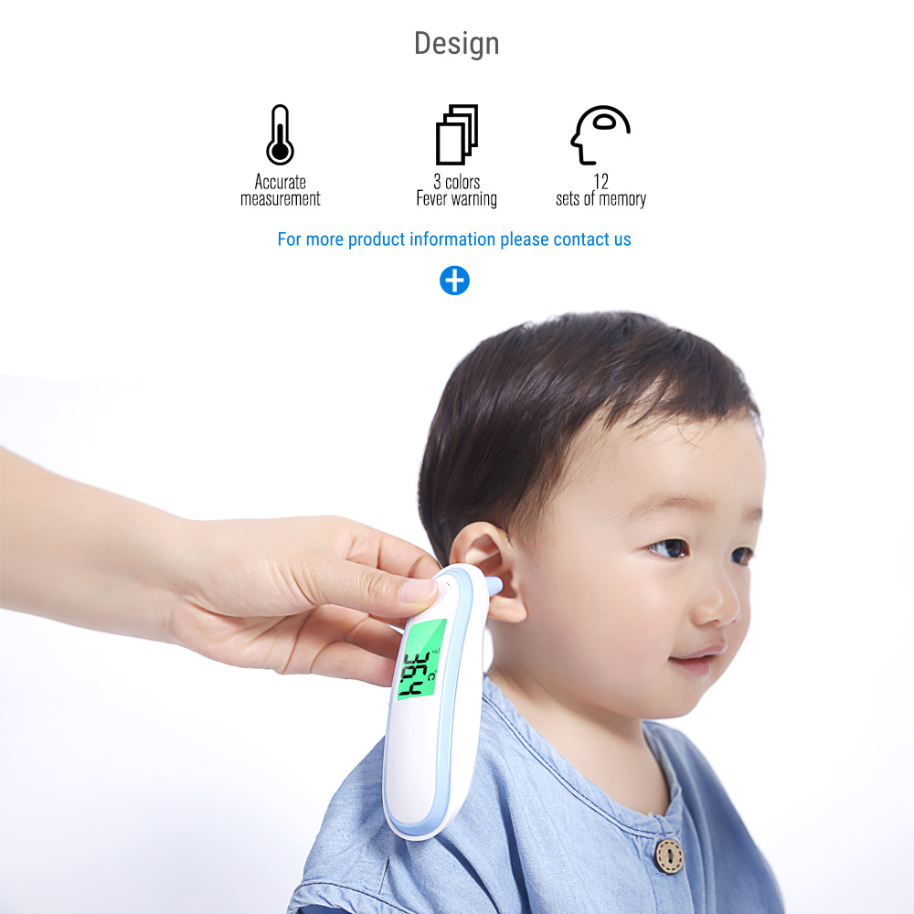Medical Digital Adult-baby Ear Infrared Thermometer