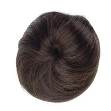 HOT SALE!Woman Hairpiece Hair Bun Wig Topknot Wigs