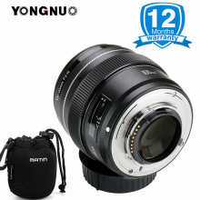 Yongnuo 100MM F2 Lens Large Aperture AF/MF Medium Telephoto Prime Lente Macro YN100mm Lens for Nikon D7200 D7100 D7000 Camera(China)