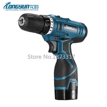 16.8V Electric screwdriver Lithium Battery Electric Drill Rechargeable Parafusadeira Furadeira Cordless Screwdriver Power Tools(China)