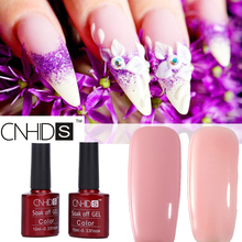 Novel  Lulaa 1PC Nail Polish  sell like hot cakes  UV & LED Flashing Color 132 Color 10ML Long-lasting Soak Clear Paint