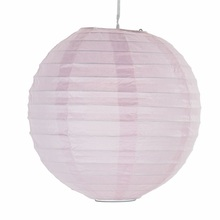 6''(15cm) 5Pcs light pink paper lantern Chinese round lamp festival decoration Lampion Wedding Decor glim party Christmas decor