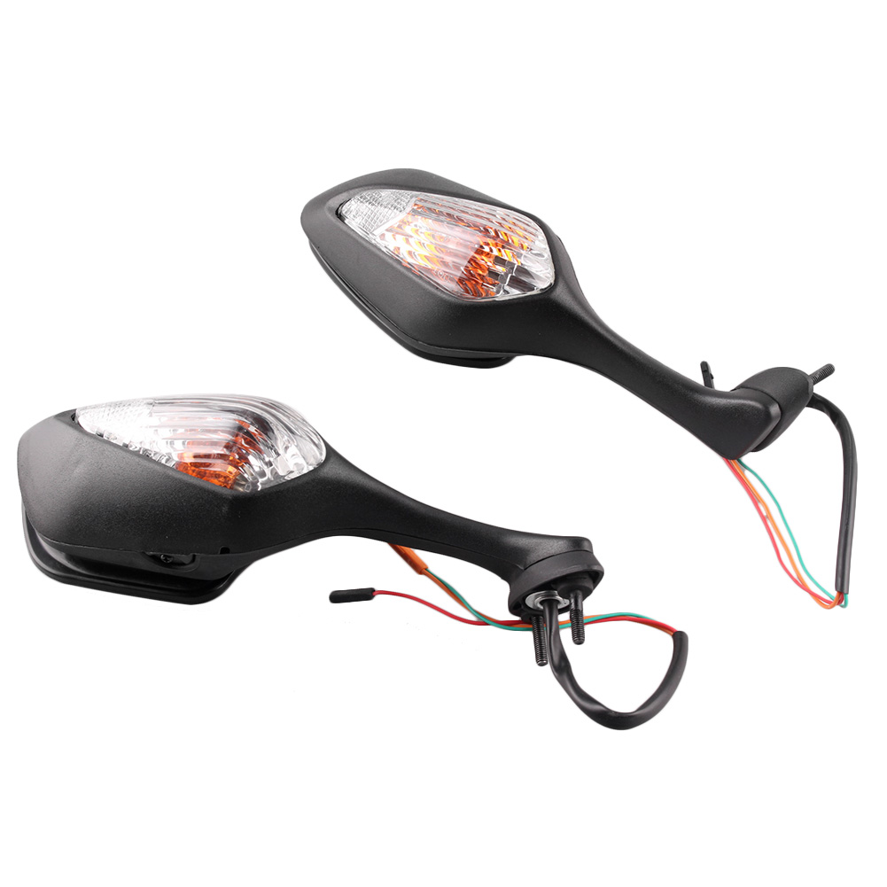 LED Light Indicator Rearview Rear View Side Wing Mirrors For HONDA CBR1000RR CBR 1000RR 2008-2011 Pair Motorcycle Spare Parts