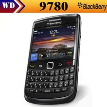 Refurbished Original Unlocked BlackBerry Bold 9780 Wi-Fi GPS 5.0MP+QWERTY Valid PIN+IMEI 3G Phone