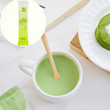 Buy 15g Instant Matcha Natural Green Tea Cake Slimming Powder Cooking Cake Fat Body slimming Burning Lose Weight for $1.45 in AliExpress store